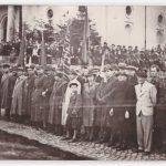 Zdjęcie z 1 maja 1945 roku
