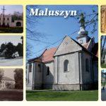 Pocztówka z serii Perełek historycznych Maluszyna