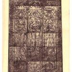 Pocztówka z Wielgomłyn – płyta grobowa Koniecpolskich