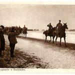 Oddziały Legionów w Radomsku – stara pocztówka