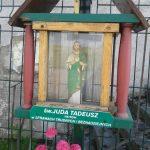 Kapliczka Św. Judy Tadeusza przy Zespole Szkolno-Gimnazjalnym nr 6 w Radomsku