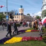 Radomszczańskie obchody 225 rocznicy uchwalenia Konstytucji 3 Maja