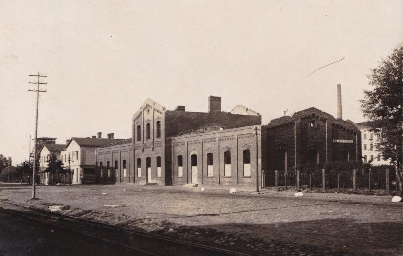 noworadomsk_dworzec_1917
