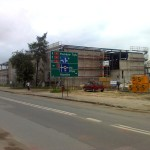 Jak się budowała Galeria Baszta (zdjęcia z lipca 2011 roku)