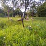 Cmentarz choleryczny w Radomsku (ul. Św. Rocha)