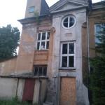 Dawny szpital zakaźny w Radomsku (zdjęcia z zewnątrz)