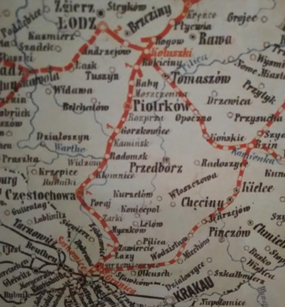niemiecka_mapa_kolej_fragment_radomsko