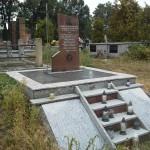 Gidle: symboliczna mogiła zamordowanych przez NKWD