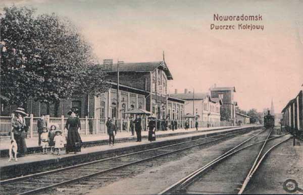 noworadomsk_dworzec_kolejowy_1910