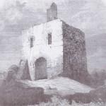 Pozostałości po przedborskim zamku