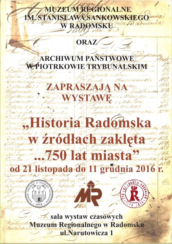 750latradomska_wystawa_muzeum