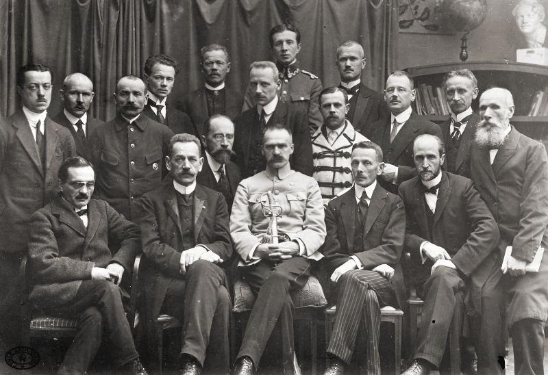 pilsudski_rzad_1918