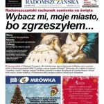 """Dwa tematyczne artykuły w najnowszej """"Radomszczańskiej"""""""