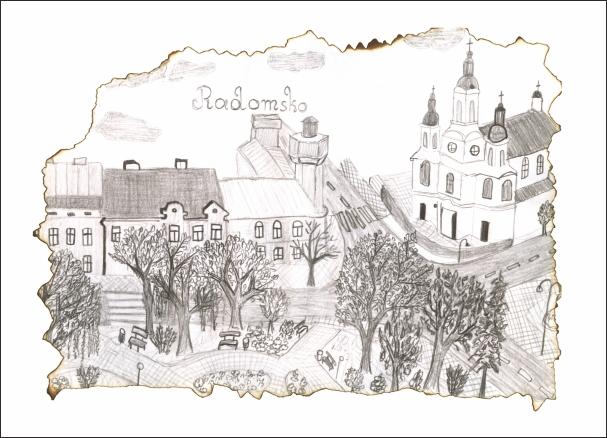 pocztowka_radomsko_natalia_grabowska_i_miejsce_vi_edycja_konkursu_wiedzy_o_radomsku_awers