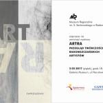 ARTRA – przegląd twórczości radomszczańskich artystów