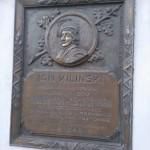 Gdyby nie hitlerowcy, tablica ku czci Jana Kilińskiego miałaby już prawie sto lat