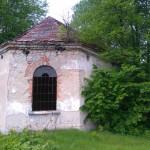 Opuszczony kościół w Bogusławowie