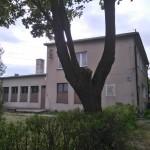 Budynek dawnej szkoły w Myśliwczowie