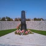 Pomnik dwudziestu powieszonych w Rudnikach