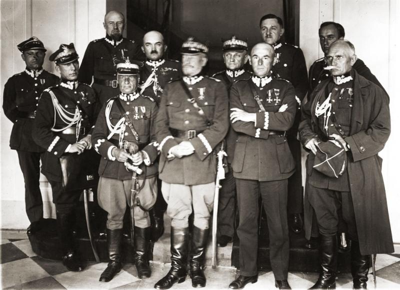 konferencja_inspektorow_armii_wp_1926