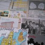 Które pocztówki zostaną wydrukowane?
