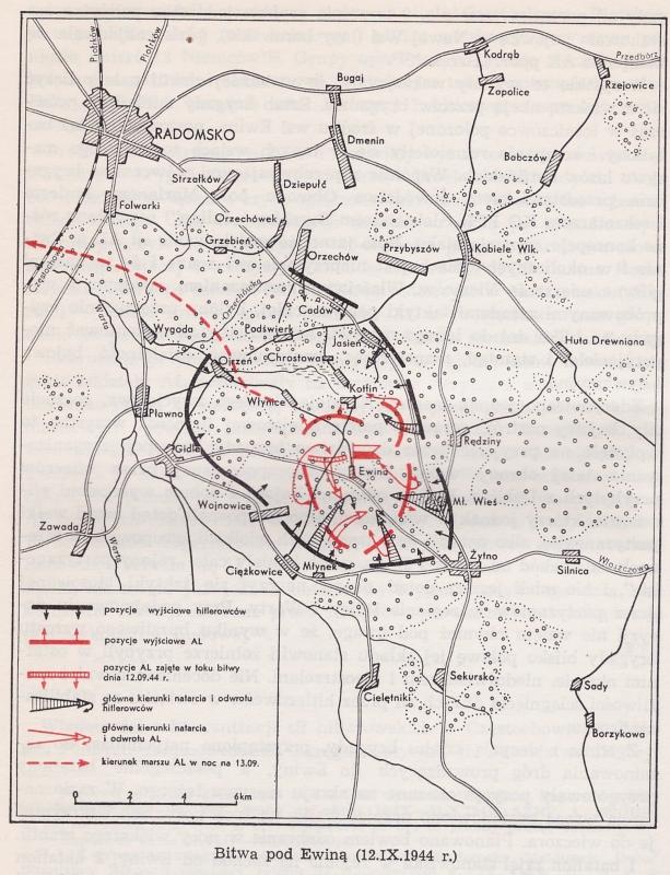 bitwa_pod_ewina_mapa_nad_gorna_warta_i_pilica
