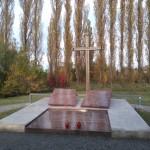 Pomnik ofiar egzekucji na Kopcu