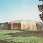 [stare zdjęcie] Balonowa hala sportowa. Pamiętacie?