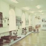 [stare zdjęcie] Dział etnograficzny w Muzeum Regionalnym w Radomsku