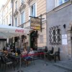 Reymont na Krakowskim Przedmieściu