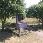 Krery. Pomnik zamordowanych w 1944 roku mieszkańców