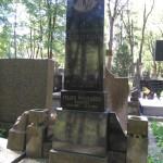 Grób Feliksa Przyłubskiego na cmentarzu Powązkowskim w Warszawie