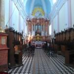 Kościół parafialny pw. Matki Boskiej Bolesnej w Gidlach