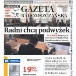 """Wywiad o Szukalskim w """"Gazecie Radomszczańskiej"""""""