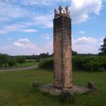 Tam, gdzie król Kazimierz Wielki spadł z konia