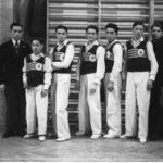 [stare zdjęcie] Drużyna Żydowskiego Klubu Sportowego Radomsko