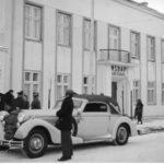 [stare zdjęcie] Gmach NSDAP w Radomsku