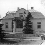 [dwa stare zdjęcia] Kasyno niemieckie w Radomsku