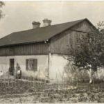 Pocztówka fotograficzna z 1916 roku – moja kwatera w Noworadomsku