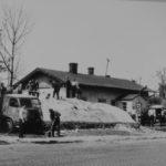 Schron w okolicach dworca PKP w Radomsku