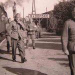 Druga wojna światowa na dworcu kolejowym w Radomsku