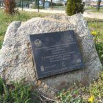 Kapsuła czasu zakopana przy ul. Kościuszki w Radomsku