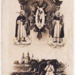 Pamiątka z Gidel sprzed wielu lat