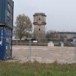 Kolejowa wieża ciśnień w Radomsku