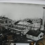 [stare zdjęcia] Żołnierze niemieccy na terenie Metalurgii w czasie drugiej wojny światowej