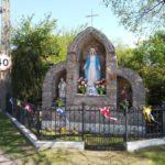 Kapliczka (a nawet dwie) na skrzyżowaniu ul. Reja i Górnickiego