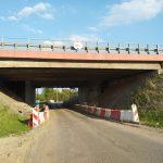 Jak przebiega przebudowa wiaduktu między Białą Górą a Dobryszycami?