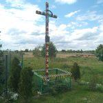 Krzyż w Grodzisku z 1988 roku