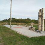Pomnik w Pieńkach Szczepockich
