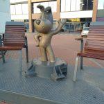 Pomnik Reksia w Radomsku